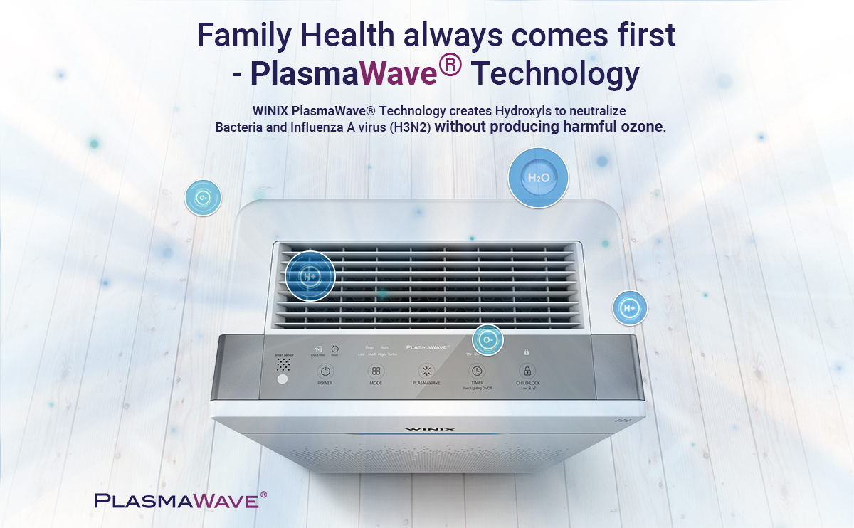 air purifier Plasmawave
