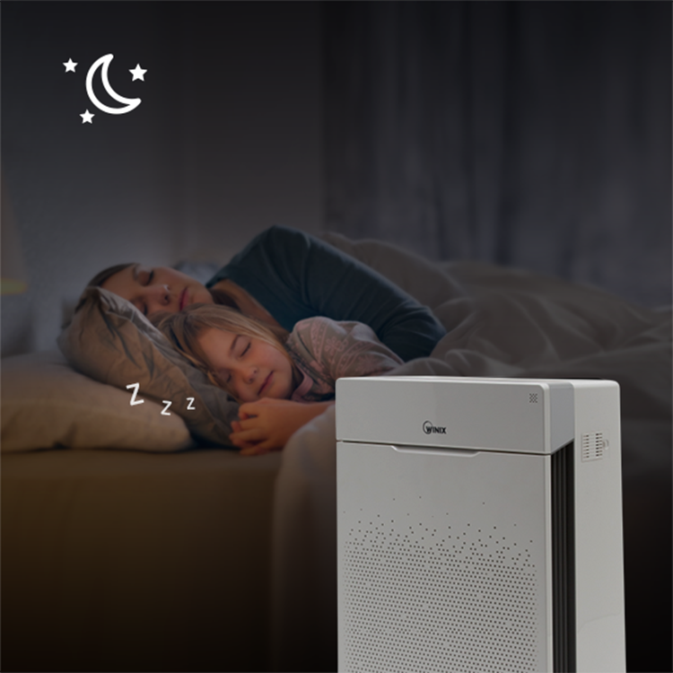Winix zero pro sleep mode