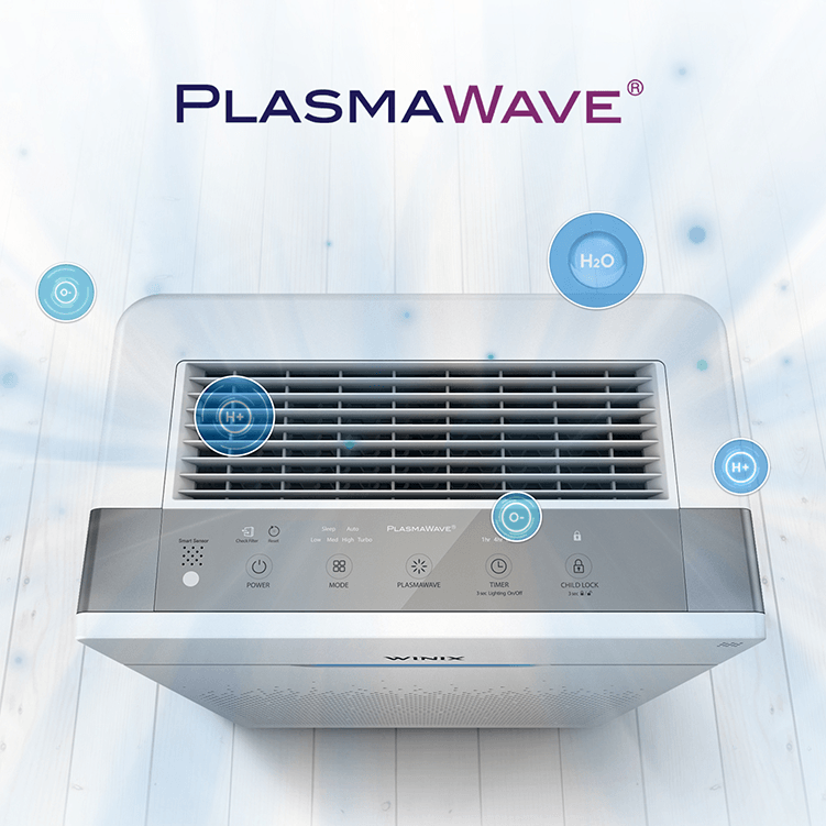 purificateur d'air Plasmawave Technologie