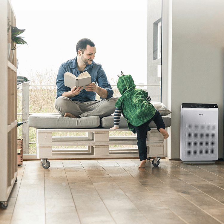 Air purifier children