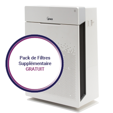 Purificateur d'air WINIX Zero Pro