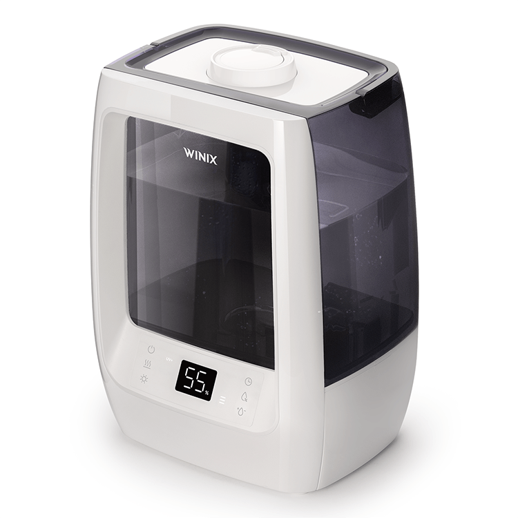 Humidificer L500 side