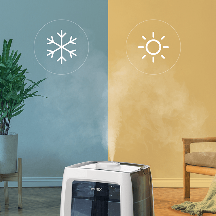 Humidifier L500 warm and cool