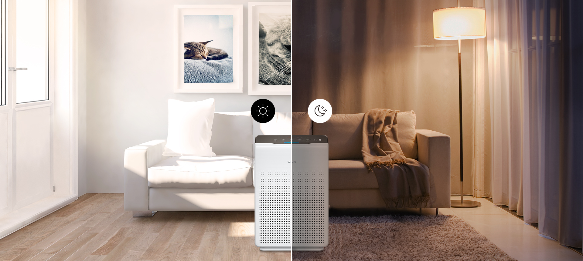 bedroom air purifier