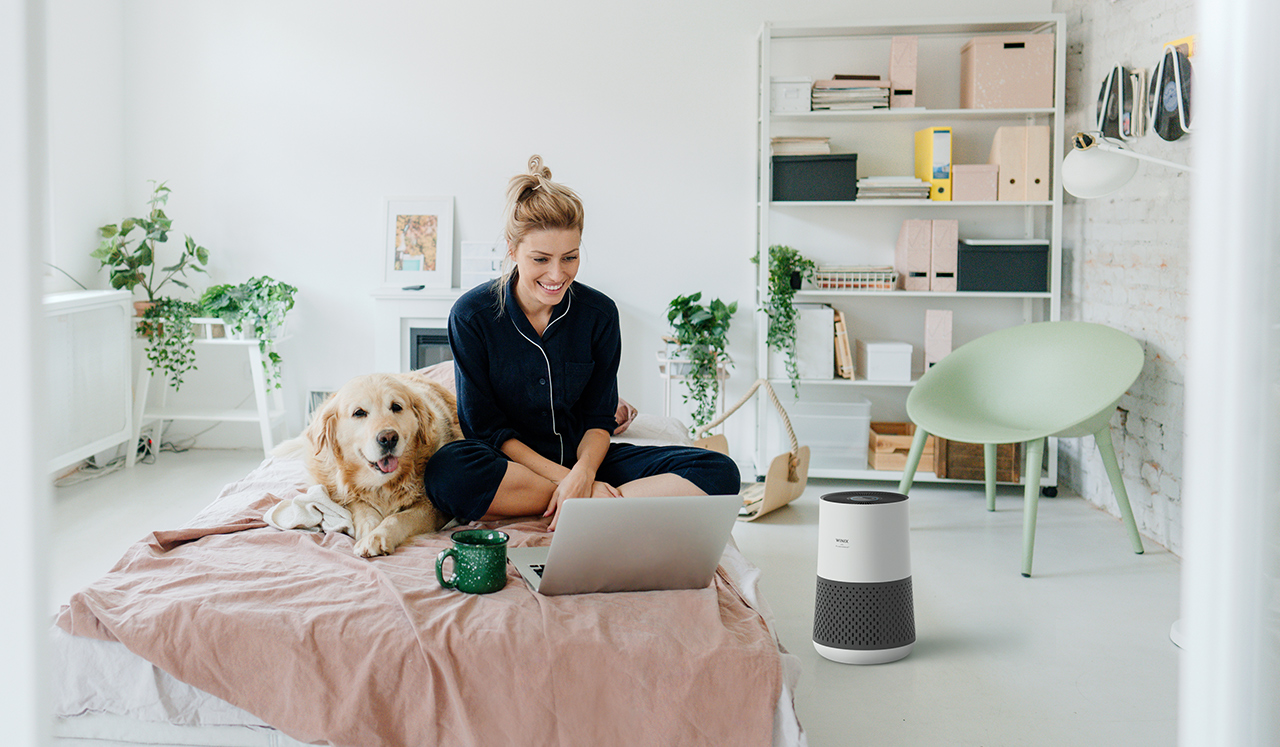 winix bedroom air purifier