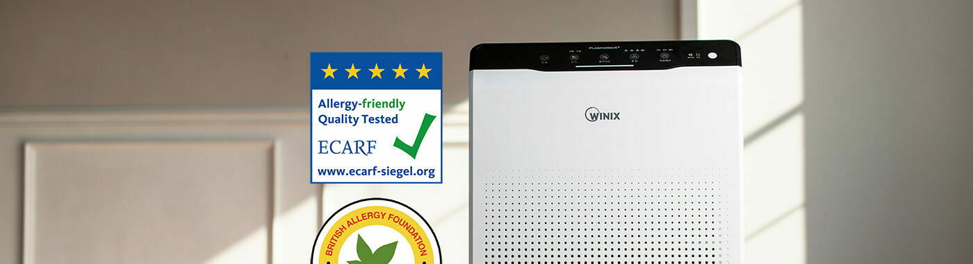 certified air purifier